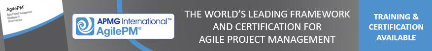 AgilePM Leaderboard